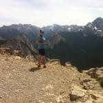 A Spring hike to the Sulphur Skyline Ridge Summit, Jasper