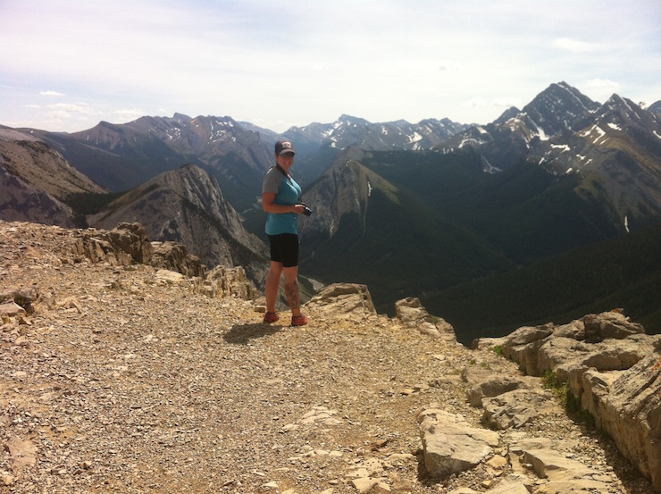 Sulphur Skyline Summit Jasper National Park