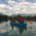 A Tranquil Morning: Paddling in the Bow River