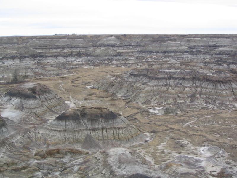 Badlands - Dry Island Buffalo Jump