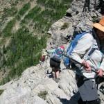 Photo Essay: Hiking Crypt Lake Trail, Waterton Lakes National Park