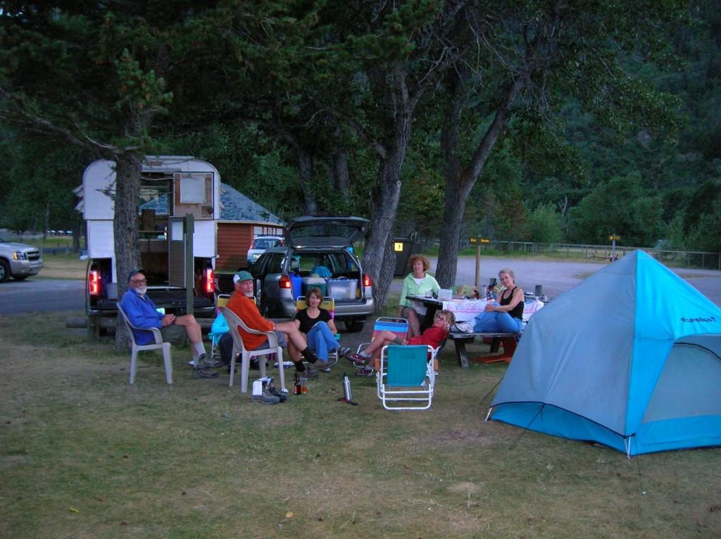 Waterton Townsite Campground