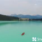 Breathtaking Drone Footage of Canadian Rockies
