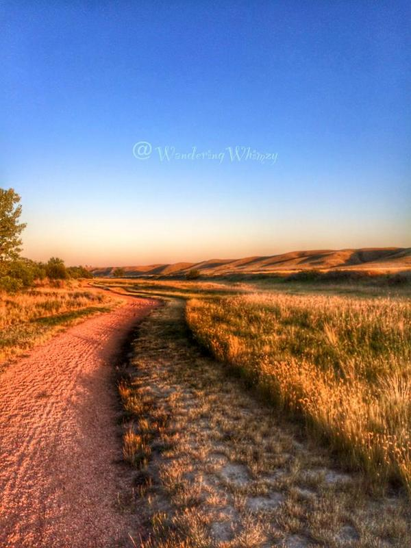 Before we made it to Waterton Lakes, we decided to check out Echo Dale Park by Medicine Hat, Alberta