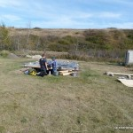 archeological dig, Wanuskewin Heritage Park