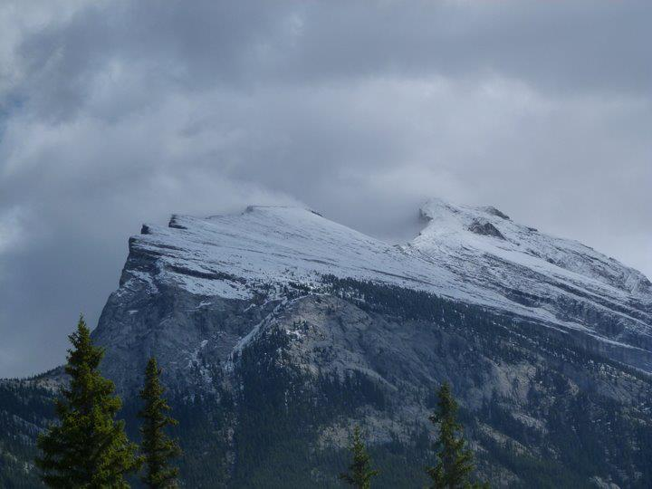 Hiking the Sulphur Mountain at Banff National Park (1)