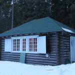 Cameron Lake Cabin: A Historic Beauty at Waterton Lakes National Park