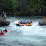 Best Places to go River Rafting in Alberta
