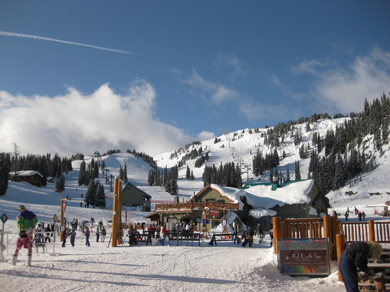 Sunshine Village Ski Resort, Alberta