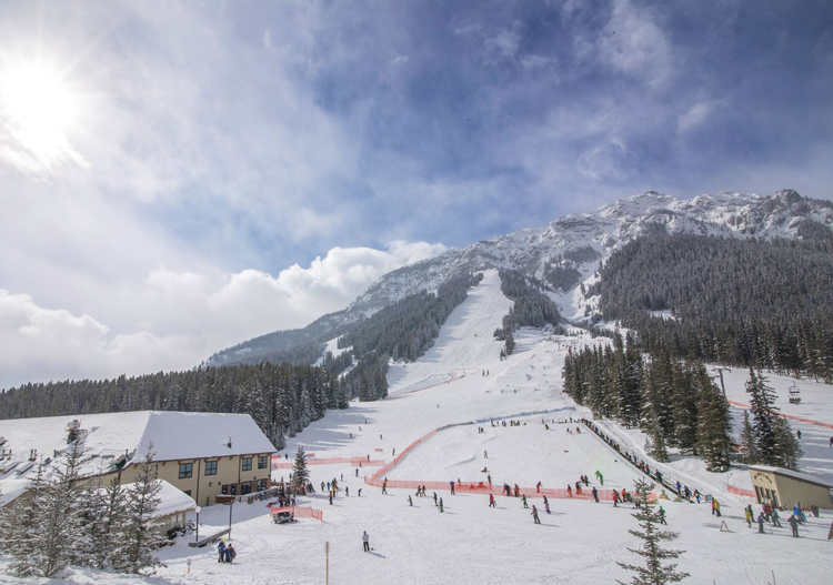 Mount Norquay Ski Resort Banff