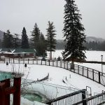 A Weekend At Jasper Lodge: Food, Skiing & Relaxation