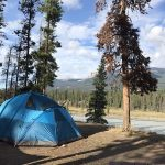 Four Best Campsites near Banff and Jasper